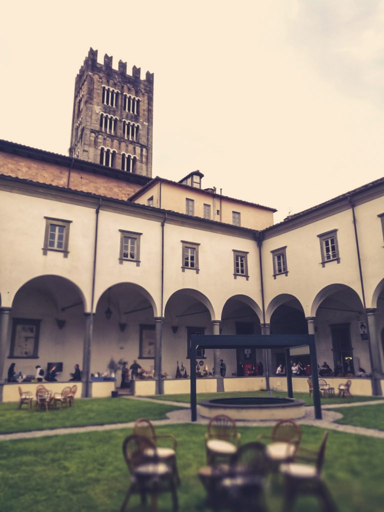 Real Collegio Lucca interno