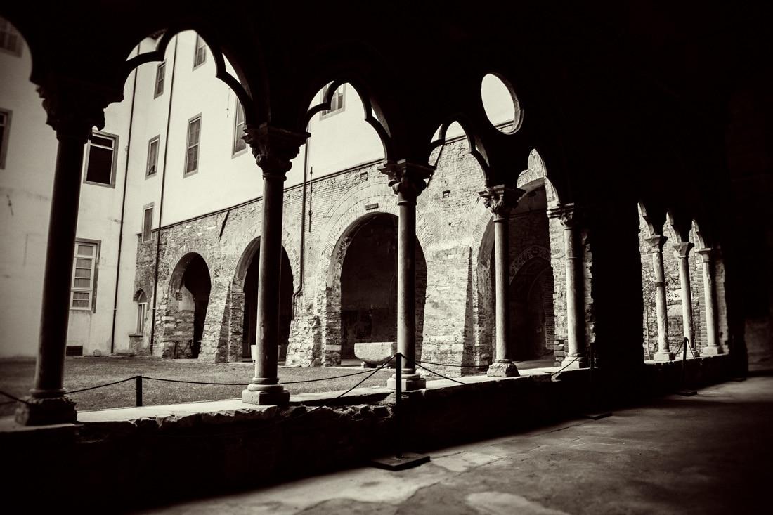 Chiostro di Santa Caterina